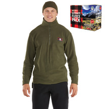 Swanndri Men's Ultimate 5 Piece Fleece Pack