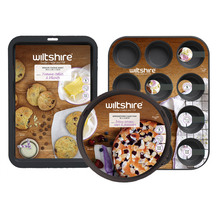 Wiltshire 3Pce Non-Stick Baking Set