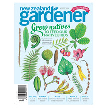 NZ Gardener Magazine Subscription