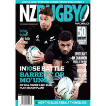 NZ Rugby World Subscription
