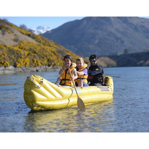 Flow Fun Canoes Half Day Tour in Queenstown