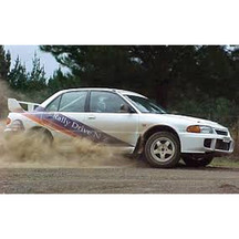 4WD Turbo Evo Rally Drive in Waikato