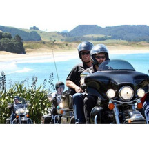 2 hour Harley Davidson Motorcycle Tour in Christchurch