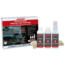 Glass Science Auto Glass Protection System