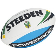 NRL Replica Rugby League Ball - Match Size 5