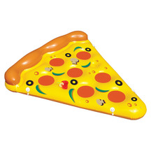 A Floating Life - Inflatable Pizza