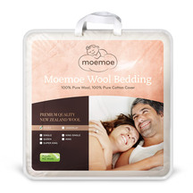 Moemoe 100% Wool Duvet 500gsm - Warm Weight