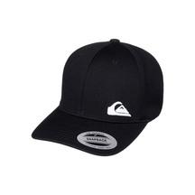 QUIKSILVER Black Half Hit Cap