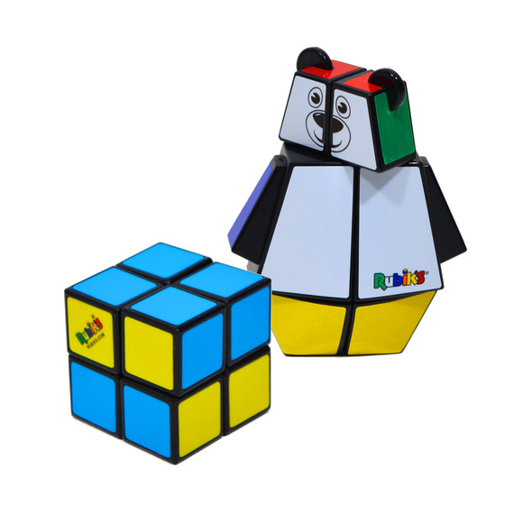how to solve a rubix cube 2x2
