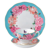 Royal Albert Miranda Kerr Devotion Teacup, Saucer & 20cm ...
