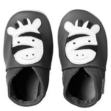Bobux Soft Sole Zebra Shoes