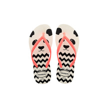 Havaianas Kids Slim Fashion White