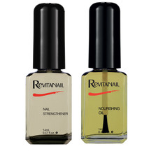 Revitanail Nail Strengthener and Nourishing Oil Care Pack