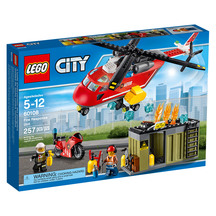 Lego City Fire Response Unit V29