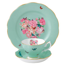 Royal Albert Miranda Kerr Blessings Teacup, Saucer and Pl...