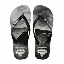 Havaianas Top Photo Print Black