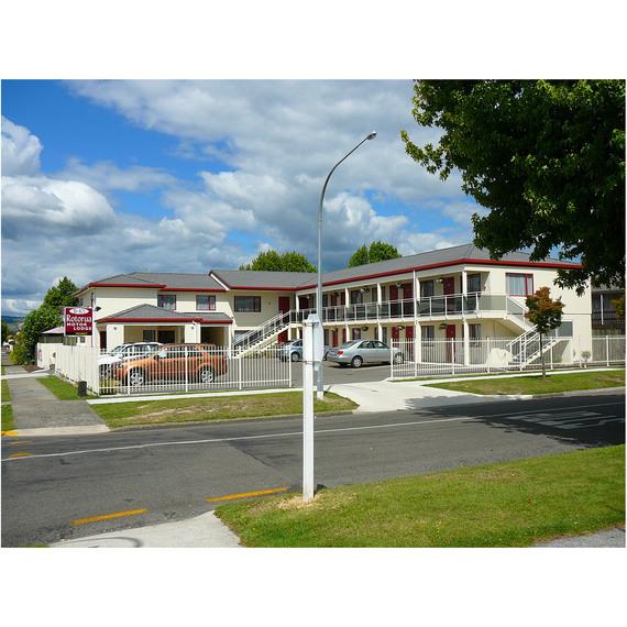 Fly Buys: BK's Rotorua Motor Lodge