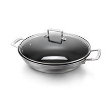 47485 3ply ss wok chefs pan 30cm