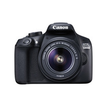 Canon EOS 1300D with EF-S 18-55mm III