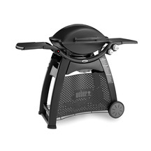 Weber Family Q- Black LP