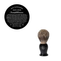 Triumph and Disaster Badger Shaving Brush + Triumph & Dis...