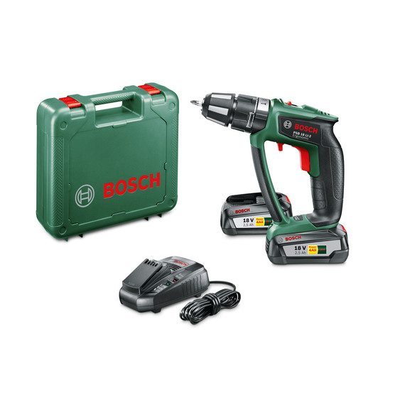 fly buys bosch 18v ergonomic drill driver. Black Bedroom Furniture Sets. Home Design Ideas