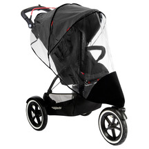 phil&teds sport buggy single storm cover