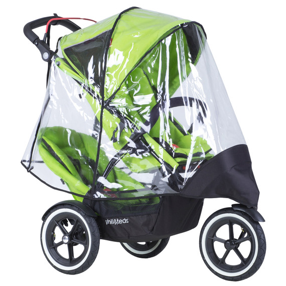 Fly Buys Phil Teds Sport Buggy Double Storm Cover