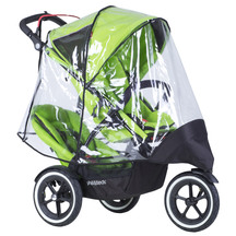 phil&teds sport buggy double storm cover