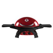 49105 552919 masport ziegler and brown red twin bbq
