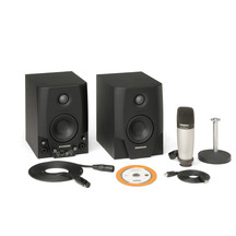 Samson Studio GT Monitors w/pro pack