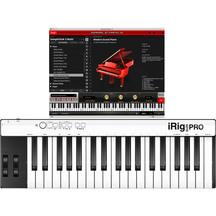 IK Multimedia iRig Keys Pro + SampleTank 3 Software Bundle
