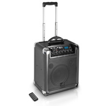 LD Systems Bluetooth Speaker with Mixer Batt Power