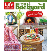 NZ Life and Leisure In Your Backyard - Food and Fire