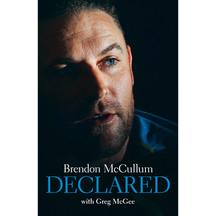 Declared - Brendon McCullum