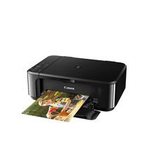 Canon Pixma MG3660 Multifunction WiFi Printer - Black