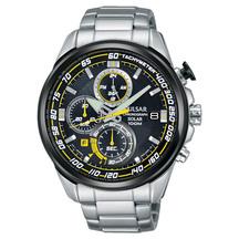 Pulsar Men's Supercars Solar Chronograph Watch - PZ6003X