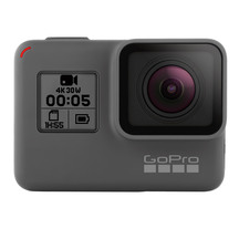 GoPro HERO5 Black with 64GB Memory Card & POV Case