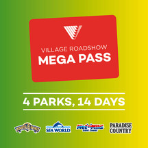 Village Roadshow 14 Day Mega Pass
