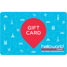 helloworld Travel $50 Voucher