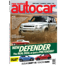 NZ Autocar Subscription