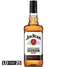 Jim Beam Bourbon 1L