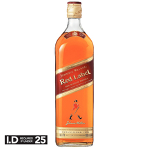 Johnnie Walker Red Whisky 1L