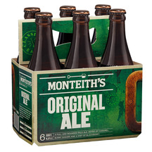 Monteith's Original 6 Pack Bottles 330ml