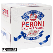 Peroni 12 Pack Bottles 330ml