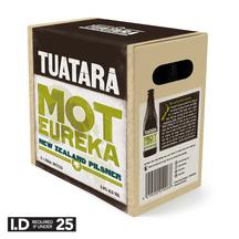 Tuatara Pilsner 6 Pack Bottles 330ml