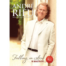Andre Rieu - Falling in Love in Maastricht DVD
