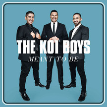 The Koi Boys - Meant to Be CD