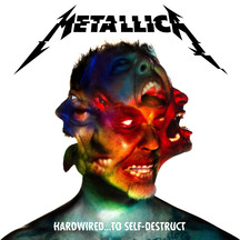 Metallica - Hardwired To Self Destruct CD