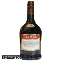 Chamart French Brandy VSOP 1L
